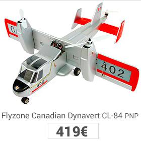 flyzone canadian dynavert