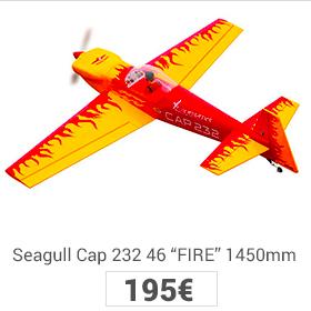 seagull cap 232 46 fire