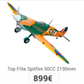 top flite spitfire
