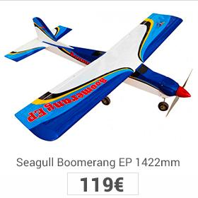 seagull boomerang ep 1422mm