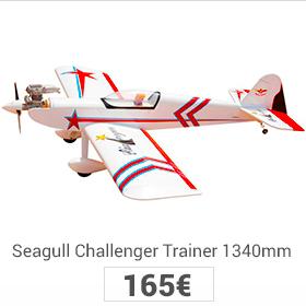 seagull challenger trainer