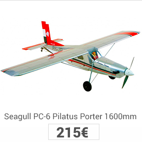 seagull pilatus pc-6 porter