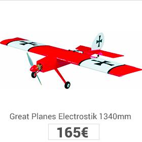 great planes electrostik