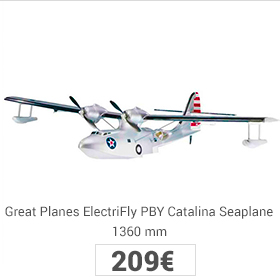 great planes catalina pby