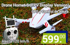 hornet s fpv version drone