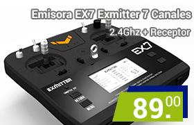 emisora ex7 exmitter 7 canales
