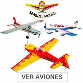 colección de aviones seagull model